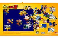 DragonBall Z Puzzle