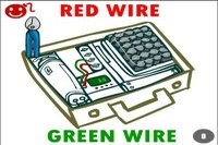 Red Wire Green Wire