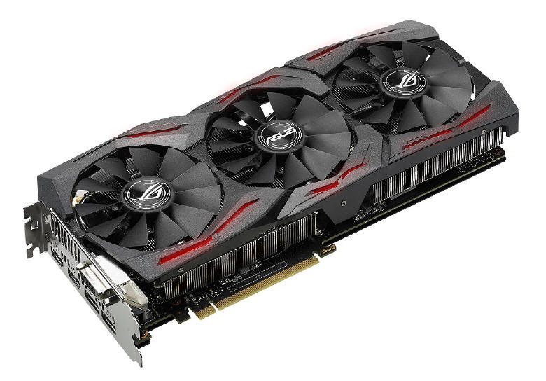 ASUS Republic of Gamers Strix RX 480