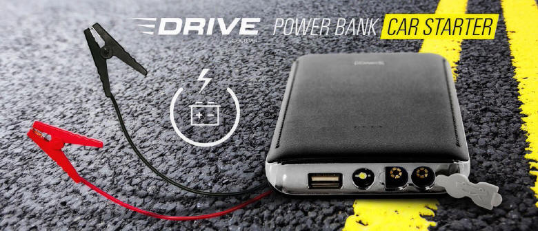 Goclever Drive Power Pack & Car Starter