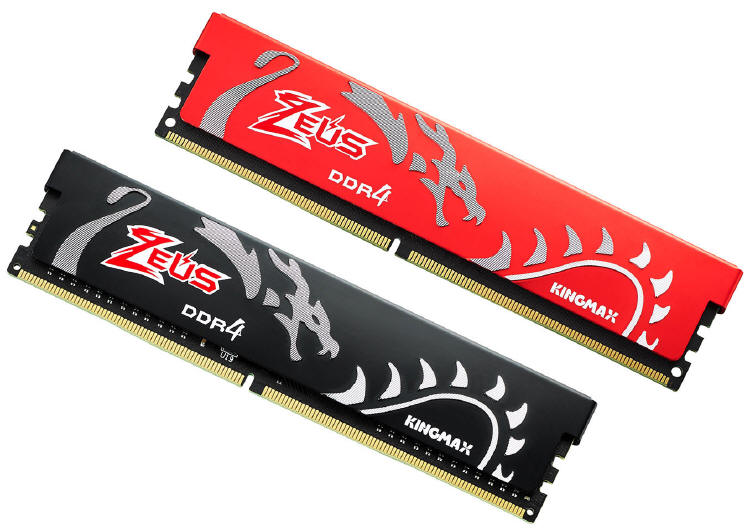 Kingmax Zeus Dragon DDR4
