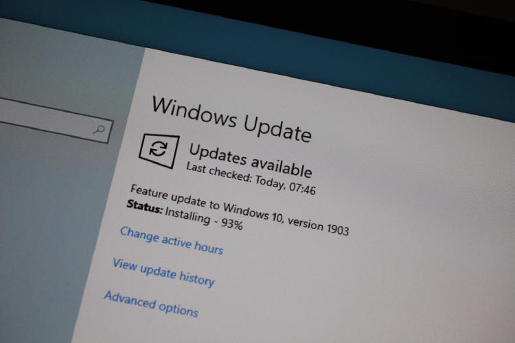 Windows 10 May 2019 Update 1903 do pobrania