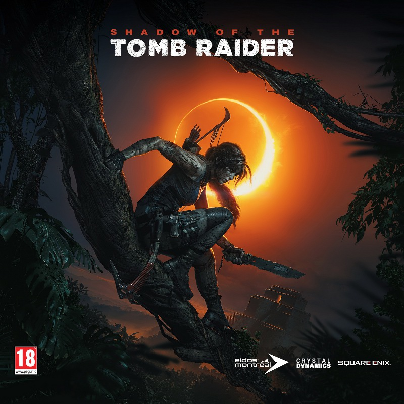 Shadow of the Tomb Raider do kart GeForce GTX z serii 10