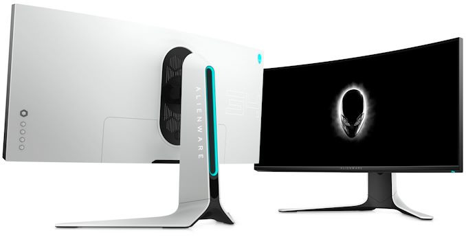 Alienware AW3420DW - 34'', 4K, Nano Color IPS, 120 Hz, G-Sync