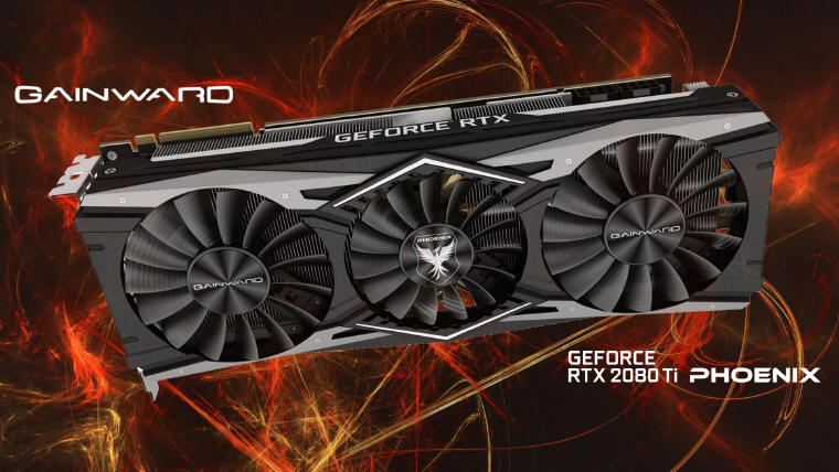 GAINWARD GeForce RTX 2080 SUPER Phoenix