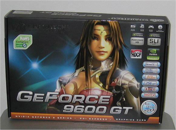 Скачать драйвера на видеокарту Geforce 9600