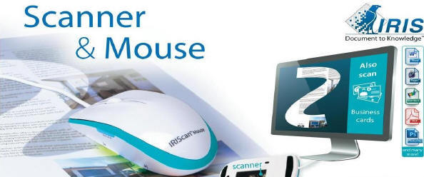 Obrazek IRIScan Mouse Executive 2