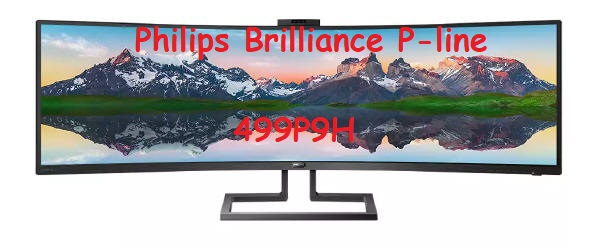 Obrazek Philips Brilliance P-line 499P9H
